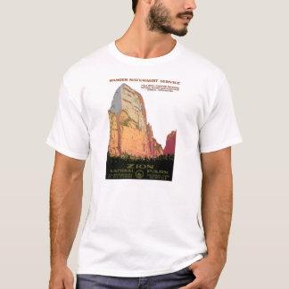 WPA Ranger Service T-Shirt: Mount Zion Park T-Shirt