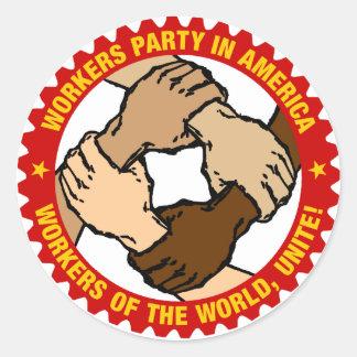 WPA Sticker