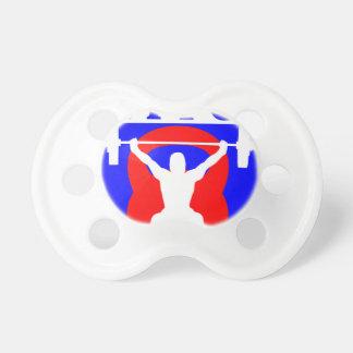 WPFCL Logo Wear Pacifier