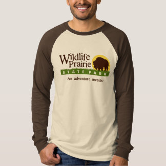 WPSP Men's Long Sleeve Raglan T-Shirt