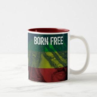 WR1 Rasta Colors Mug