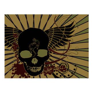 Wraith Postcard