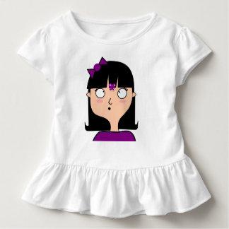 Wrap at Agathe wheels Toddler T-shirt