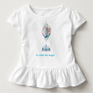 Wrap at wheels for the toddlers, Blanc Toddler T-shirt