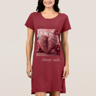 Wrap tee-shirt of Apparel Alternative for women Dress