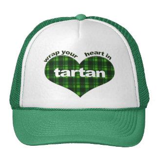 Wrap Your heart in Tartan! Trucker Hat