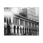 Wrapped Canvas-Love Art House-Downtown 13 Stretched Canvas Print