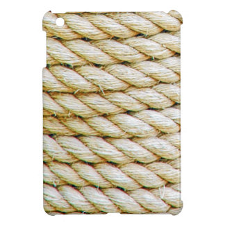 Wrapped rope cover for the iPad mini