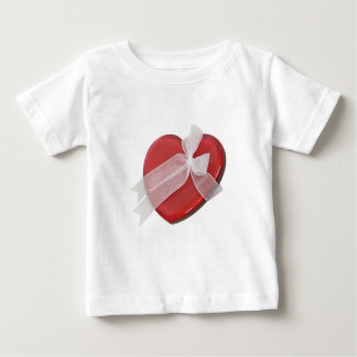 WrappedHeart080209 Baby T-Shirt