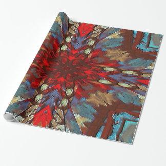 Wrapping Paper Festive Ethnic New mexico Sedona