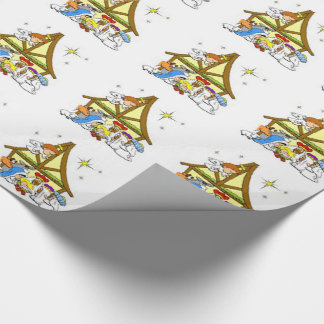 Wrapping Paper/Nativity