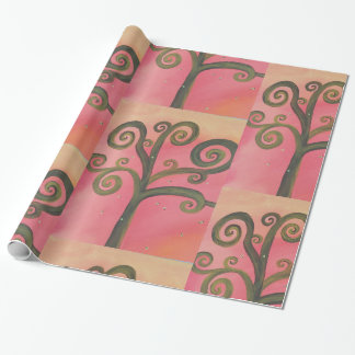 Wrapping Paper- Sunset Swirl