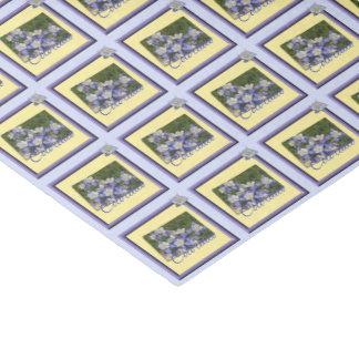 Wrapping Tissue - COLORADO - Framed Icon Tissue Paper