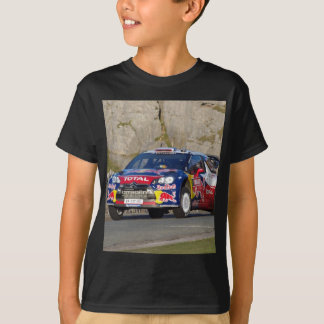 WRC Rally Car Cover T-Shirt