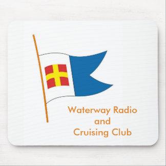 WRCC: mouse pad