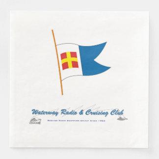 WRCC: paper napkins
