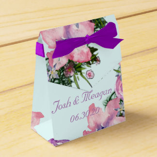 Wreath Dolly Peppermint Flowers Floral Vector Pink Favor Box