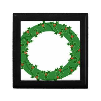 Wreath Gift Box