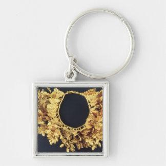 Wreath, Greek, late 4th century BC (gold) Key Chain