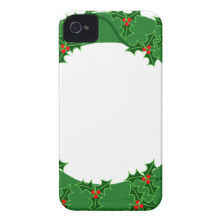 Wreath iPhone 4 Case-Mate Cases