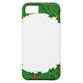 Wreath iPhone 5 Covers