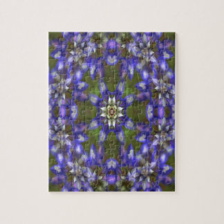Wreath of Lupine.... Jigsaw Puzzle