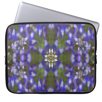 Wreath of Lupine.... Laptop Sleeve