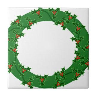 Wreath Tile