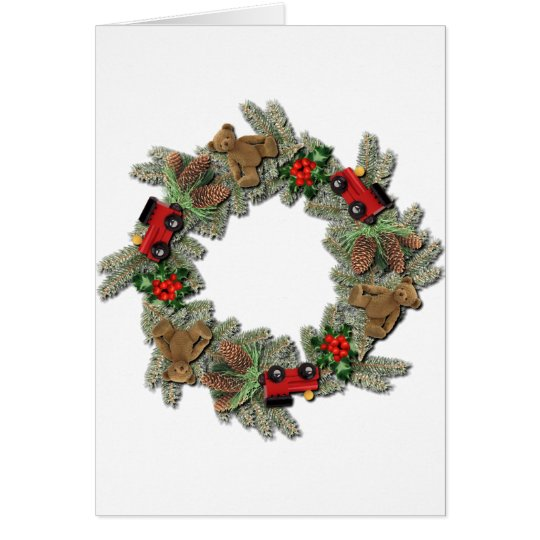 WreathJoy Holiday Cards
