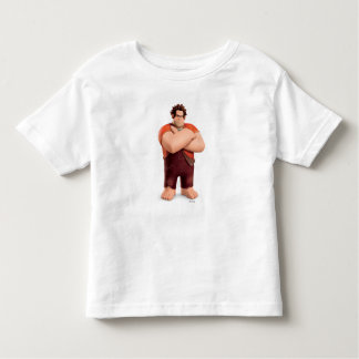 Wreck-It Ralph Standing with Arms Crossed Shirts