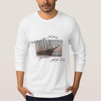 Wreck of the Nancy T-Shirt