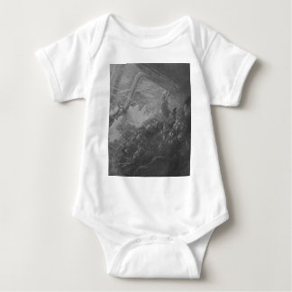 Wreck & Sinking of the Titanic 1912 Baby Bodysuit