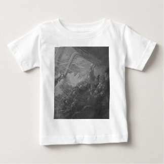Wreck & Sinking of the Titanic 1912 Baby T-Shirt