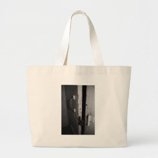 Wrecked and Ruined Large Tote Bag