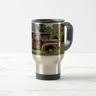 Wrecker Travel Mug