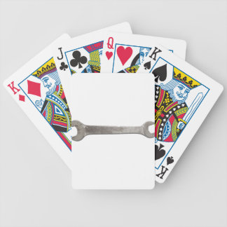 Wrench spanner transparent PNG Bicycle Playing Cards