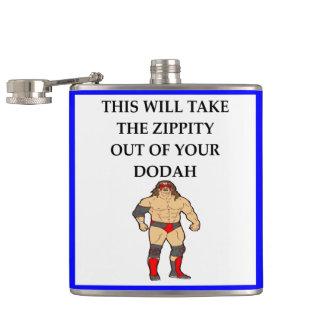 wresting flasks