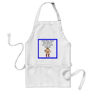 wresting standard apron