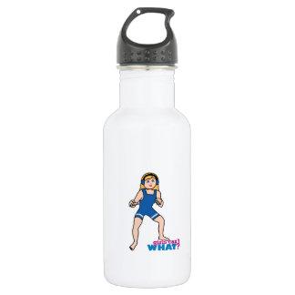 Wrestler - Light/Blonde 532 Ml Water Bottle