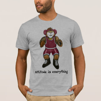 Wrestler T-Shirt - Maroon Team