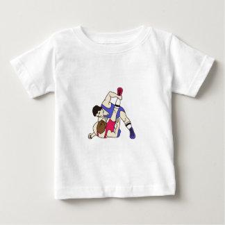 Wrestlers Baby T-Shirt