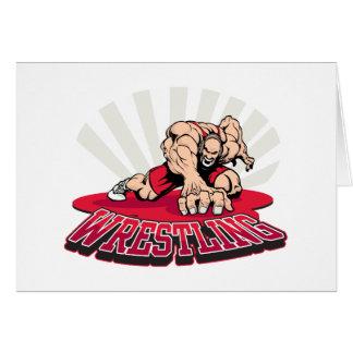 Wrestling! Card