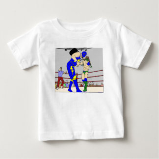 Wrestling Chair Slam Baby T-Shirt