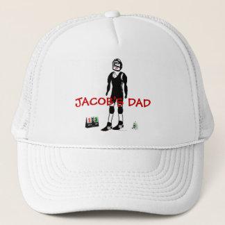 Wrestling Cheer Team Trucker Hat