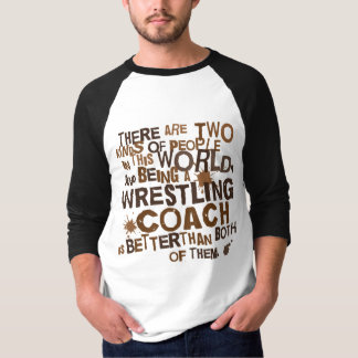 Wrestling Coach Gift T-Shirt