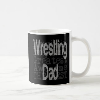 Wrestling Dad Extraordinaire Coffee Mug