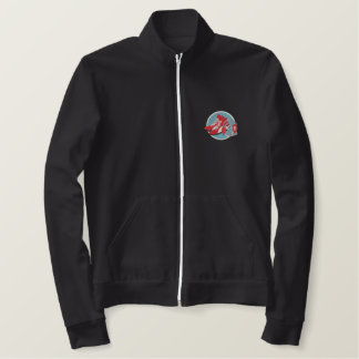Wrestling Equipment Embroidered Jacket