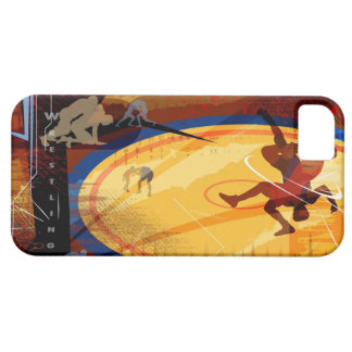 Wrestling iPhone 5 Cover