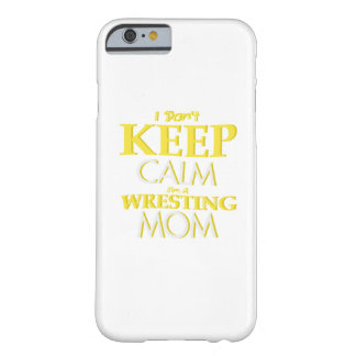 Wrestling Mom Wrestle Wrestling Funny Barely There iPhone 6 Case