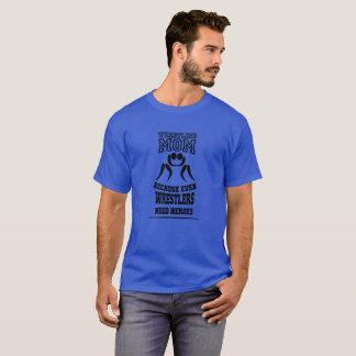 Wrestling Need Heroes T-Shirt